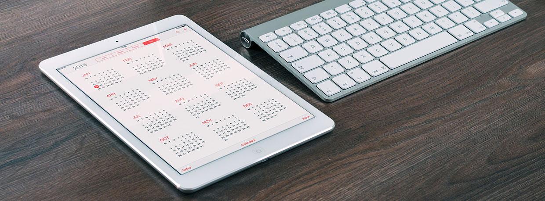 Ndzalama Course Calendar